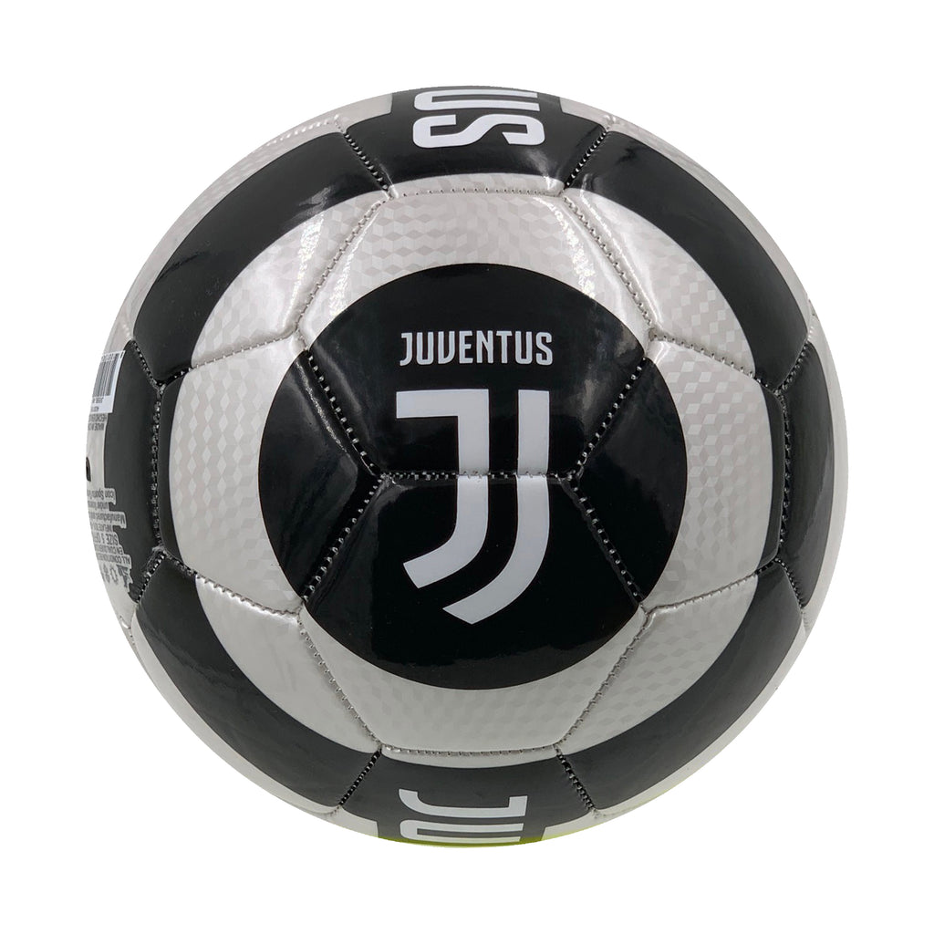 Juventus Fearless Size 5 Soccer Ball