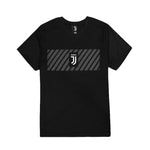 Juventus Youth Curbside Training Class Shirt - Black by Icon Sports