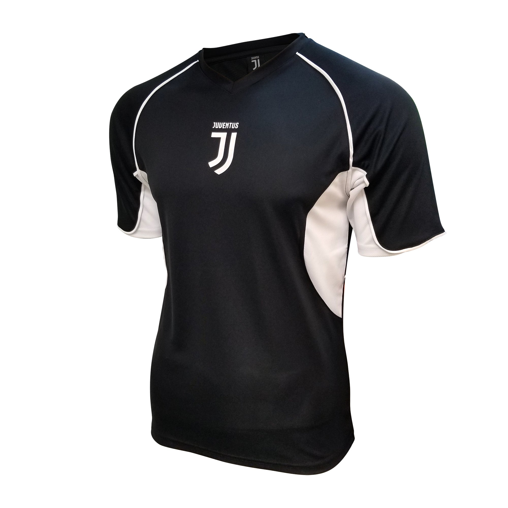 Juventus Rearview Stadium Class Poly Shirt - Black