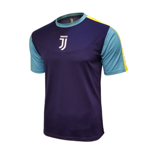 Juventus Raglan Game Class Shirt - Navy by Icon Sports