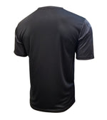 Juventus Liquefied Stadium Class Poly Shirt - Black