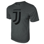 Juventus Logo T-Shirt - Deep Heather by Icon Sports
