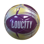 USL Louisville City FC Size 5 Soccer Ball by Icon Sports