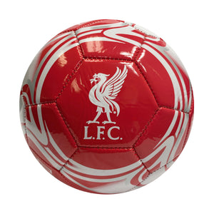 Liverpool FC Size 3 Soccer Ball by Icon Sports