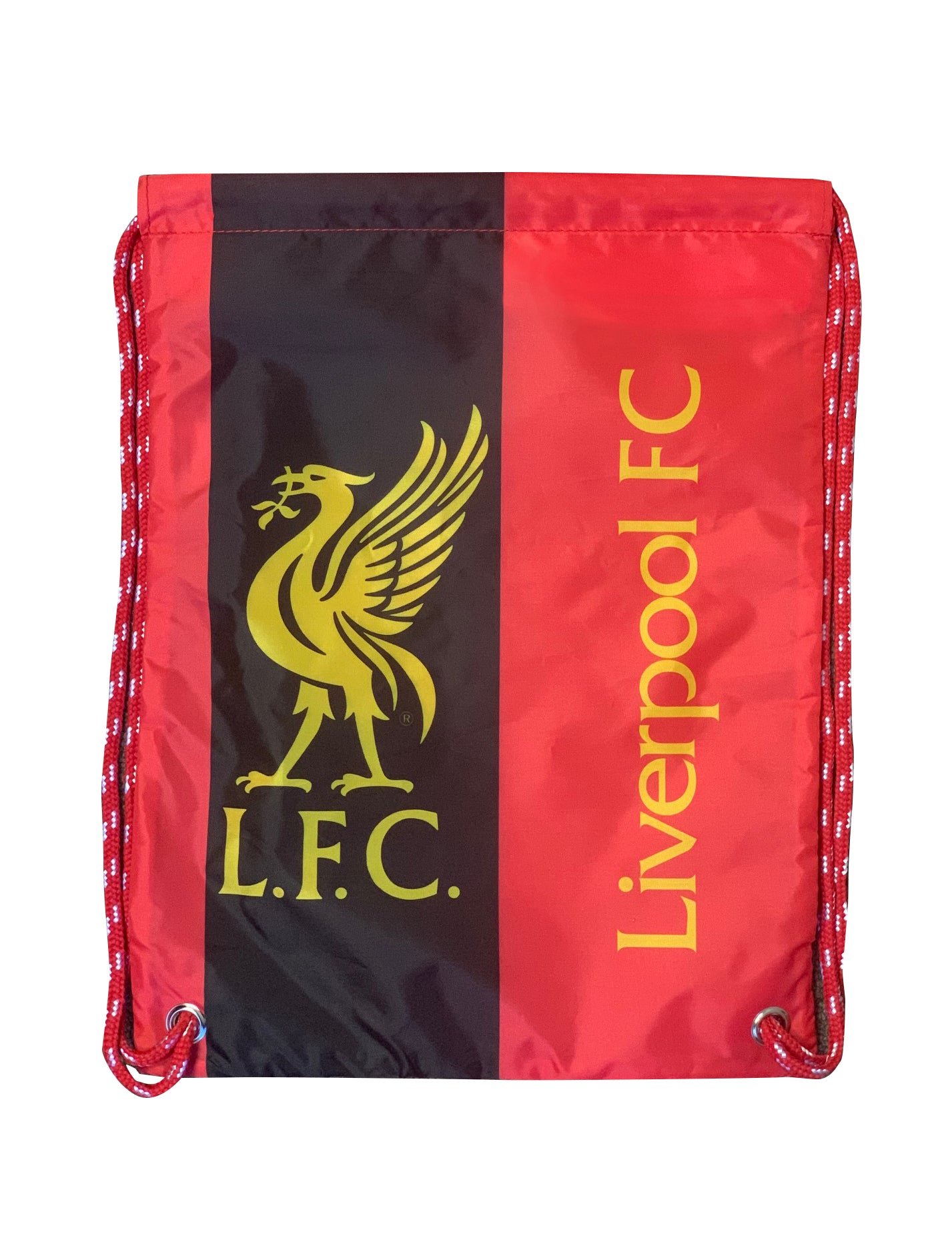 Liverpool FC Official Licensed Drawstring Cinch Bag by Icon Sports