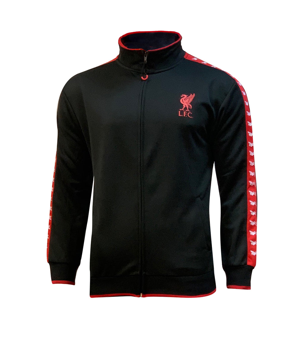 Liverpool FC Adult Full-Zip Track Jacket by Icon Sports
