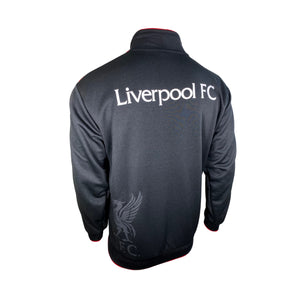 Liverpool FC Youth Full-Zip Track Jacket by Icon Sports