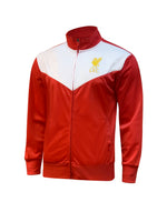 "Liverpool FC Youth Full-Zip ""NextGen"" Track Jacket by Icon Sports"