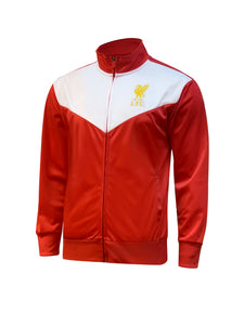 "Liverpool FC Adult Full-Zip ""NextGen"" Track Jacket by Icon Sports"