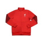 Liverpool FC Touchline Full-Zip Youth Track Jacket by Icon Sports