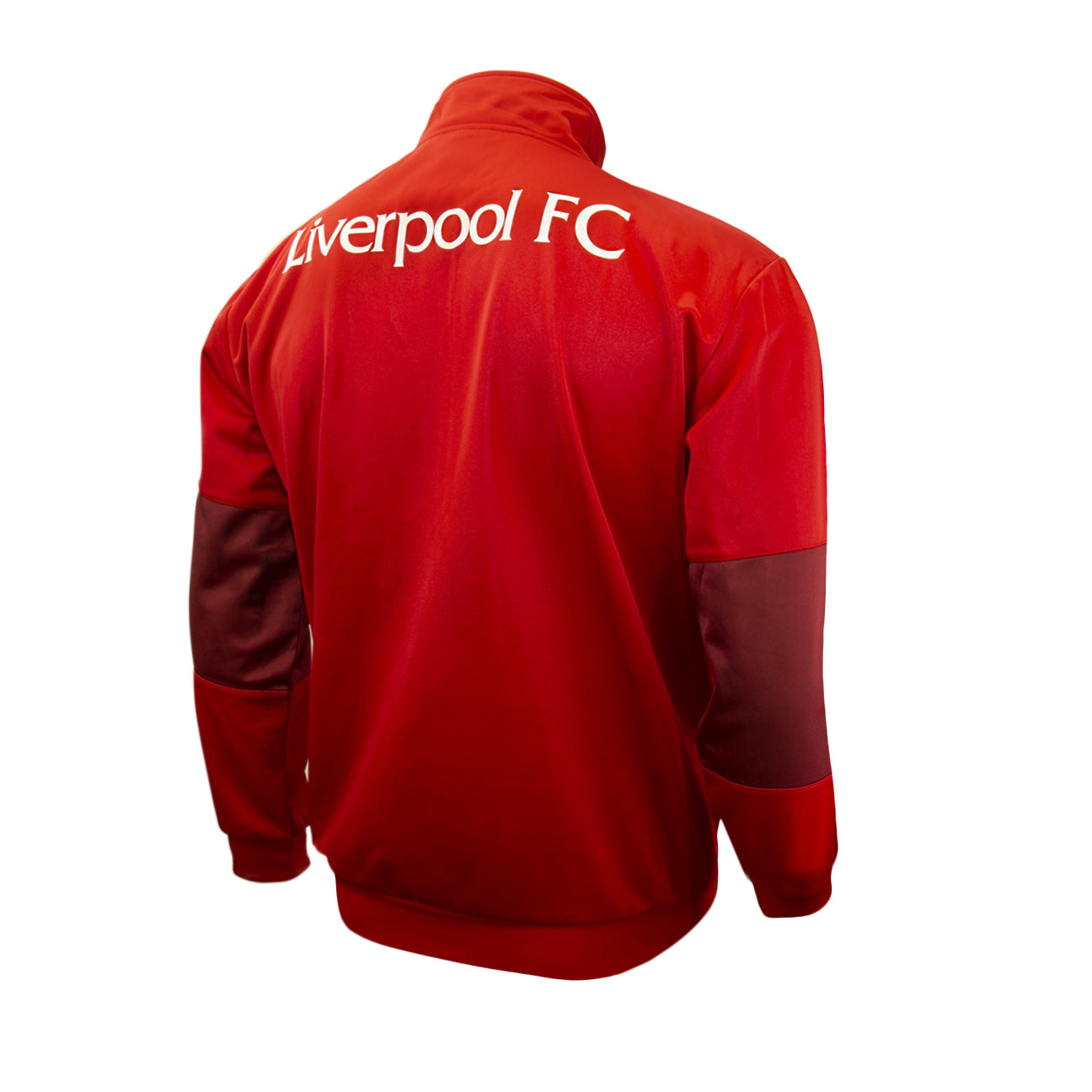 Liverpool FC Touchline Full-Zip Adult Track Jacket by Icon Sports