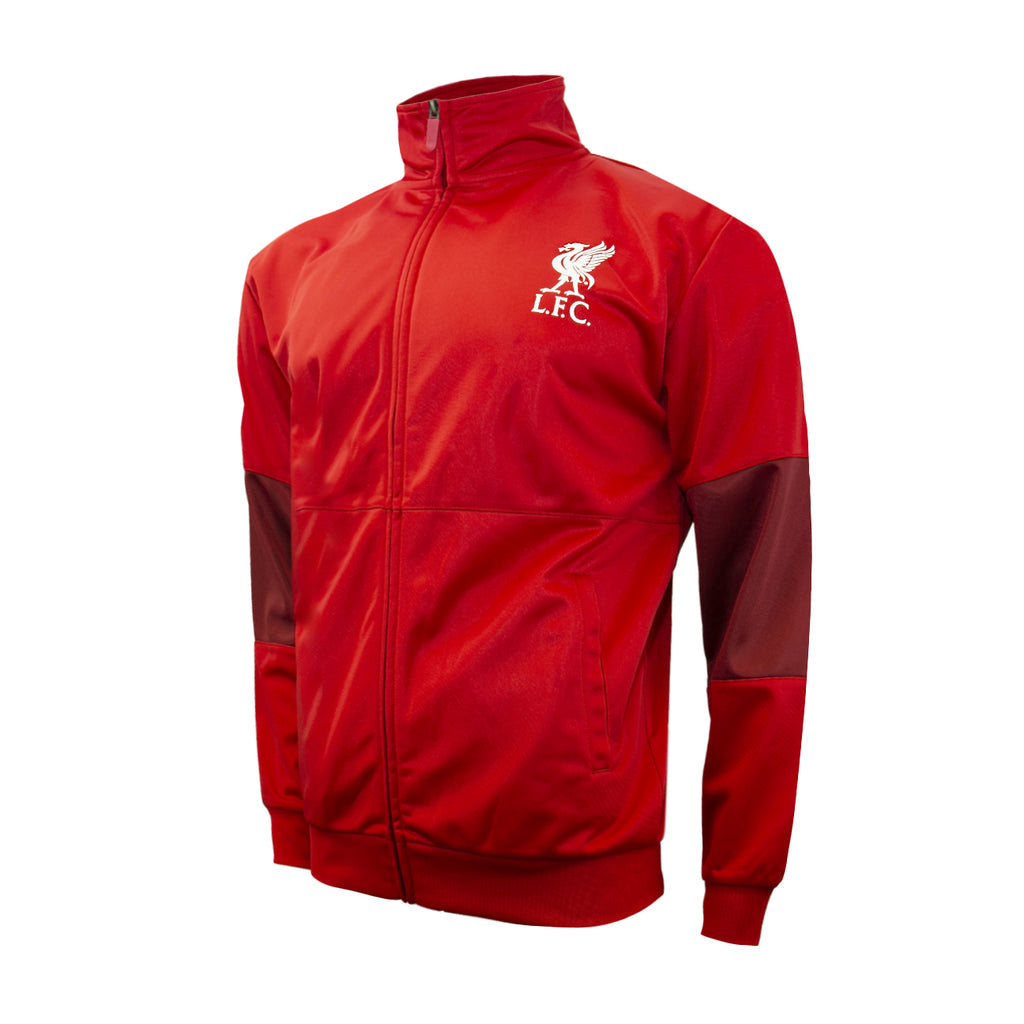 Liverpool FC Full-Zip Adult Track Jacket by Icon Sports