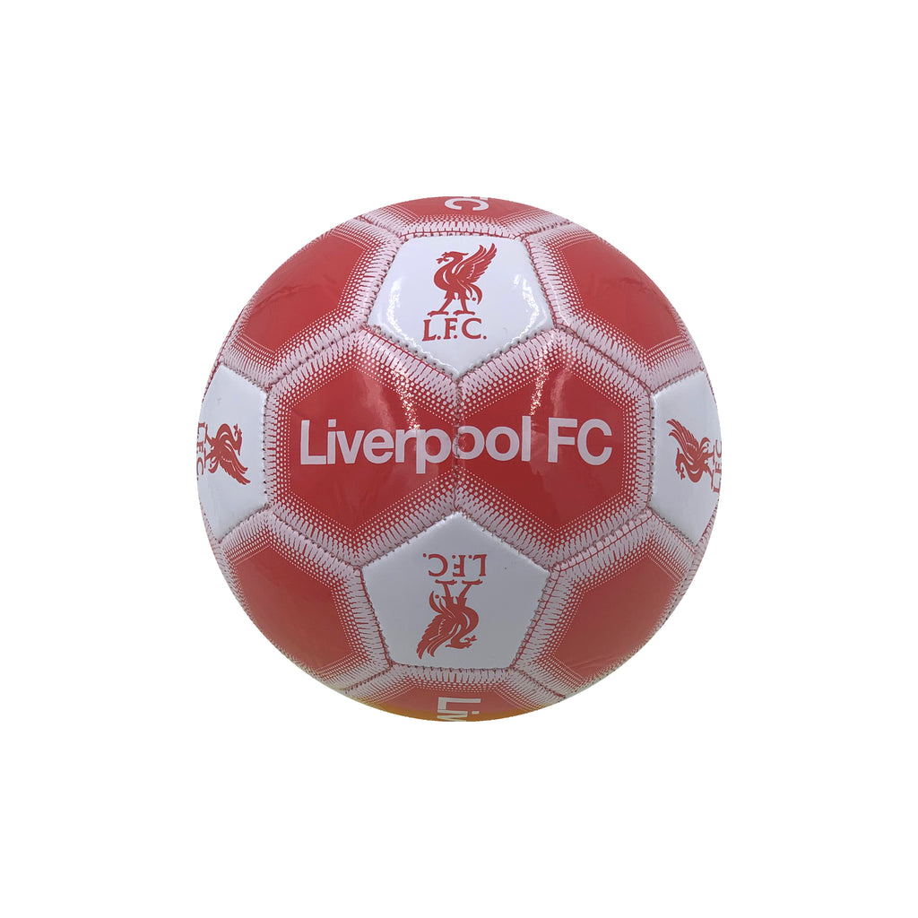 Liverpool FC Radical Stitch Size 2 Mini-Skill Ball by Icon Sports