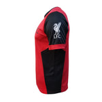 Liverpool F.C. Stadium Class Poly Shirt - Black Red