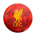 Liverpool Prism Size 5 Soccer Ball - Red by Icon Sports