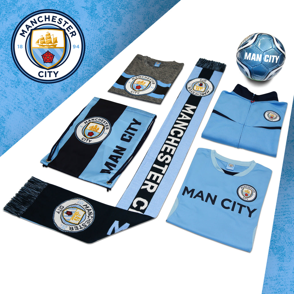 Manchester City Ultimate Fan Pack by Icon Sports