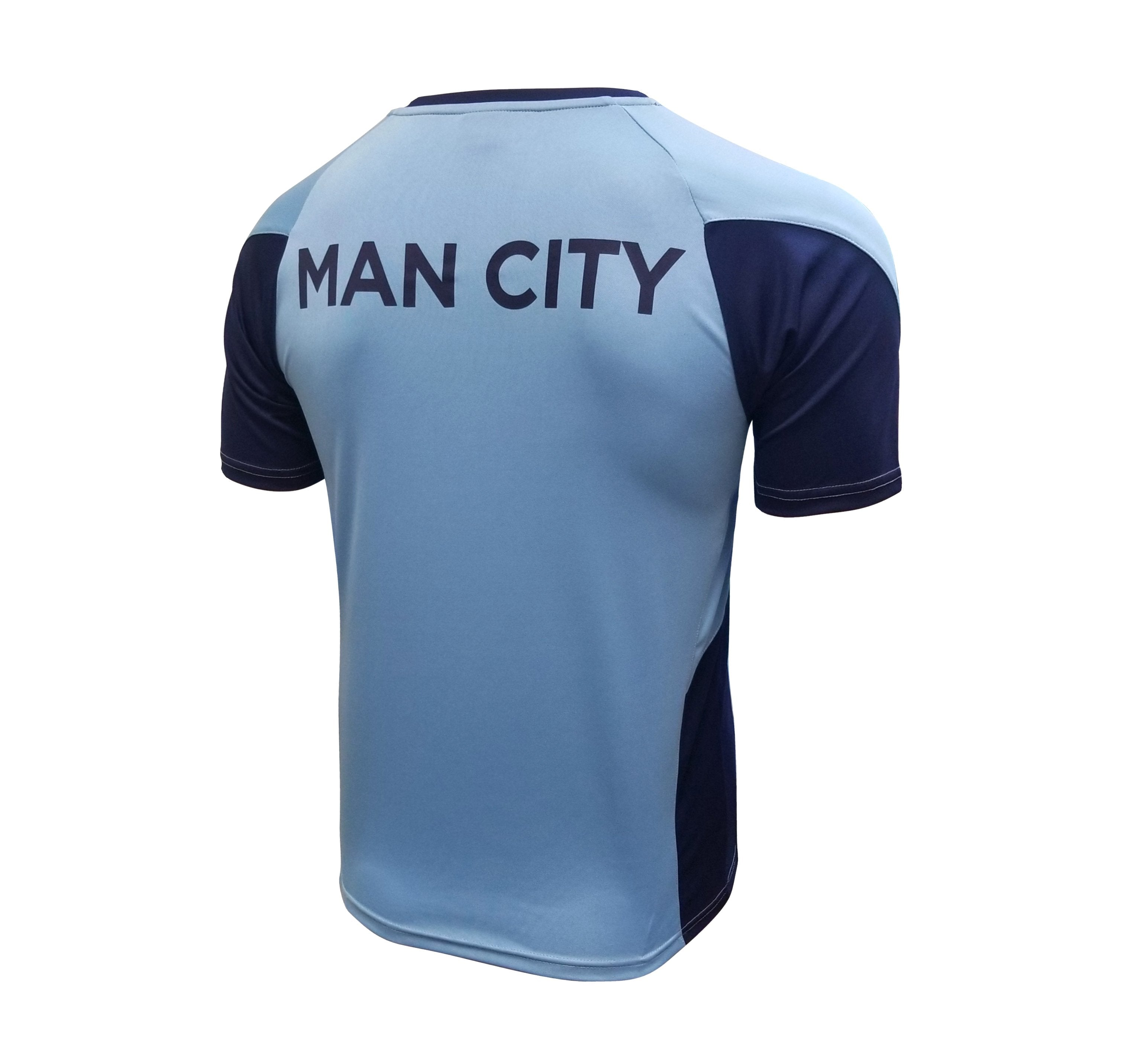 Manchester City F.C. Stadium Class Poly Shirt - MC101PF