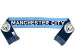 Manchester City Reversible Fan Scarf by Icon Sports