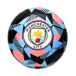Manchester City Prism Regualtion 5 Soccer Ball by Icon Sports