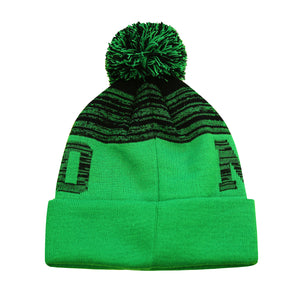 "Mexico ""Reversible"" Adult Unisex Beanie by Icon Sports"