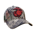 U.S. Marine Corps x Mossy Oak Break-Up Country Logo Cap