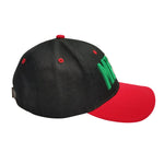 MEXICO 3D Embroidery 6 Panel Structured Cap