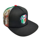 MEXICO Logo 5-Panel Foam Front Trucker Cap by Icon Sports