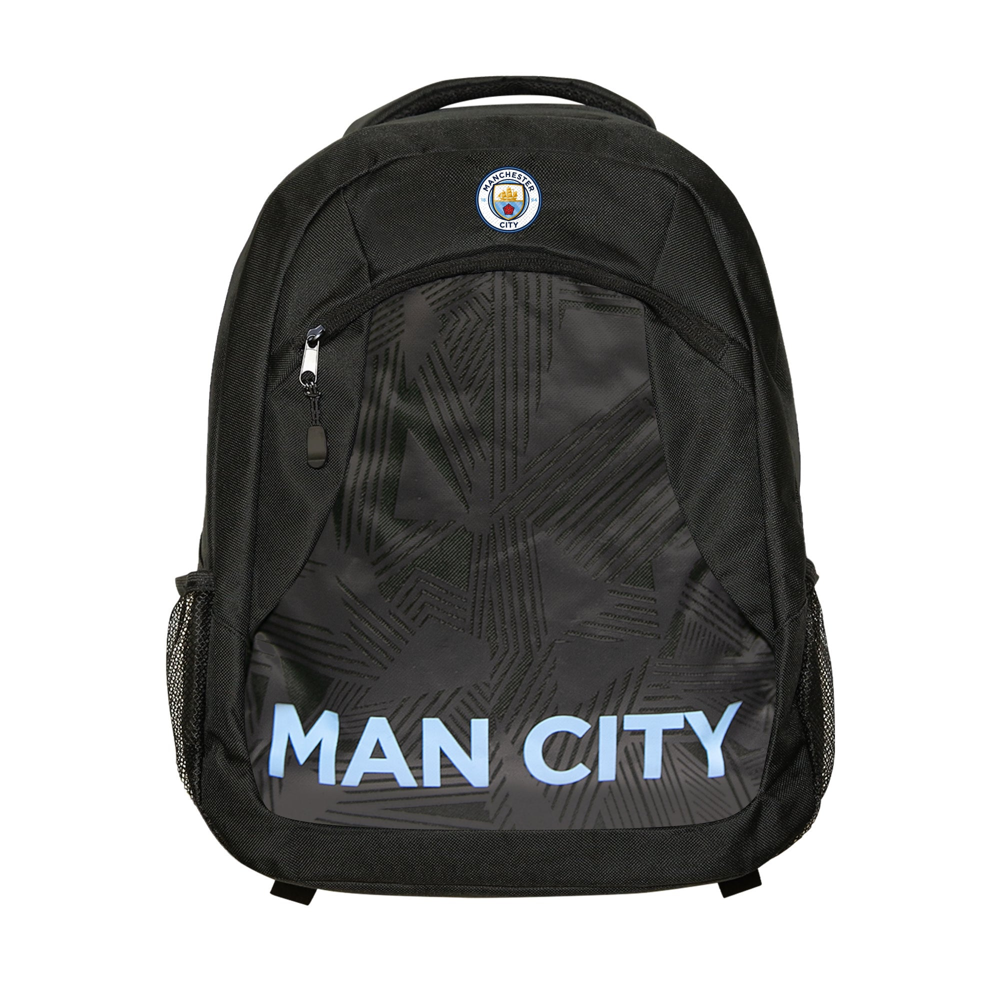 Official Man City Backpack by Icon Sports