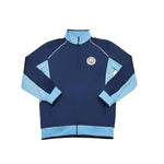 Manchester City FC Youth Full-Zip Track Jacket by Icon Sports