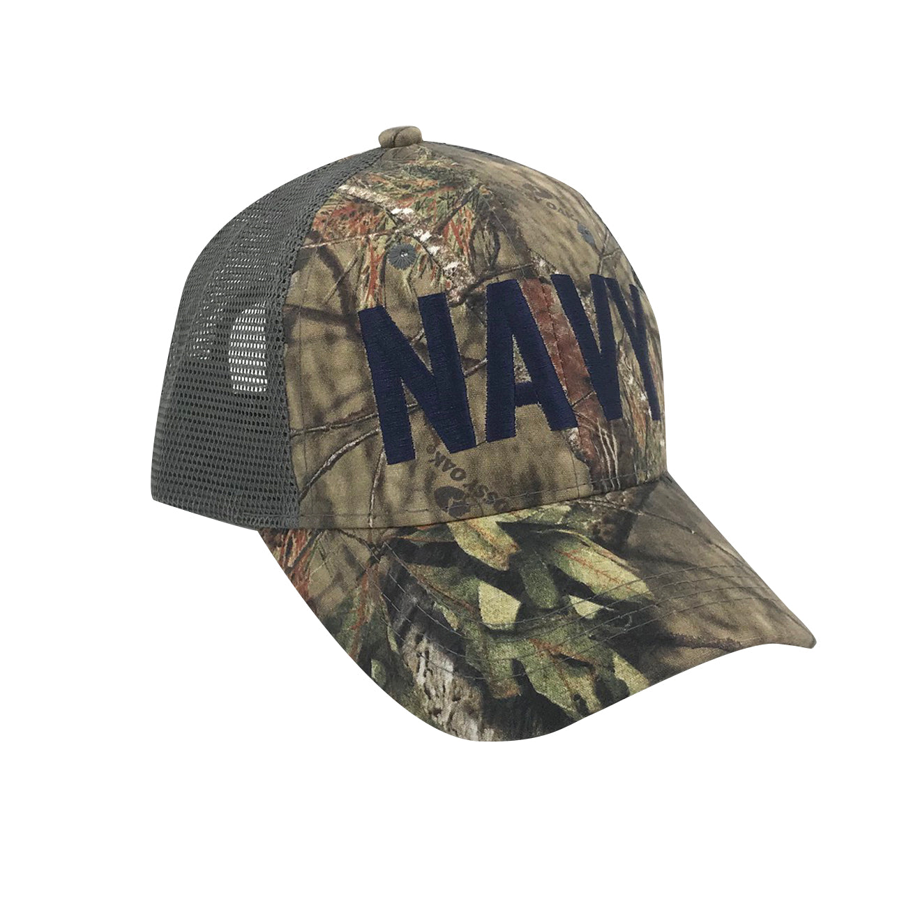U.S. Navy x Mossy Oak Break-Up Country Trucker Cap