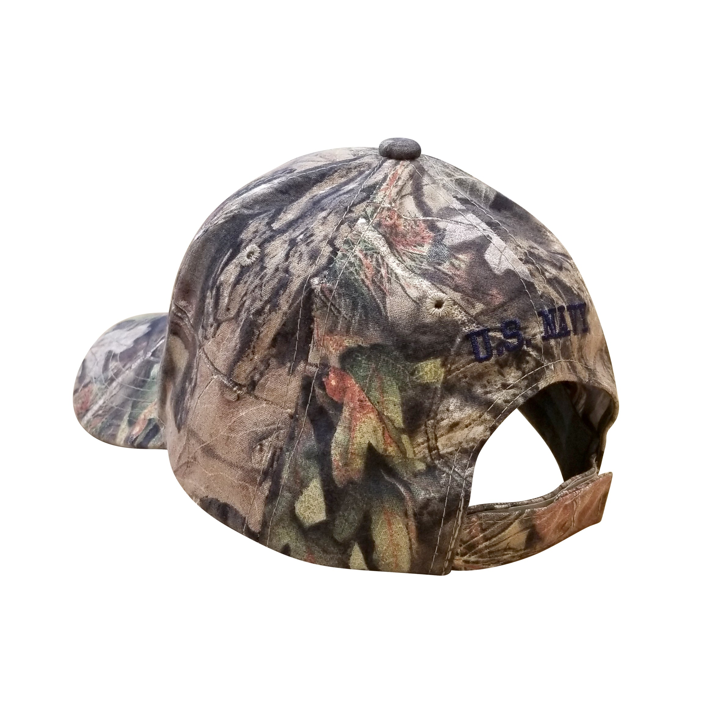 U.S. NAVY ANCHOR x MOSSY OAK BREAK-UP COUNTRY CAP