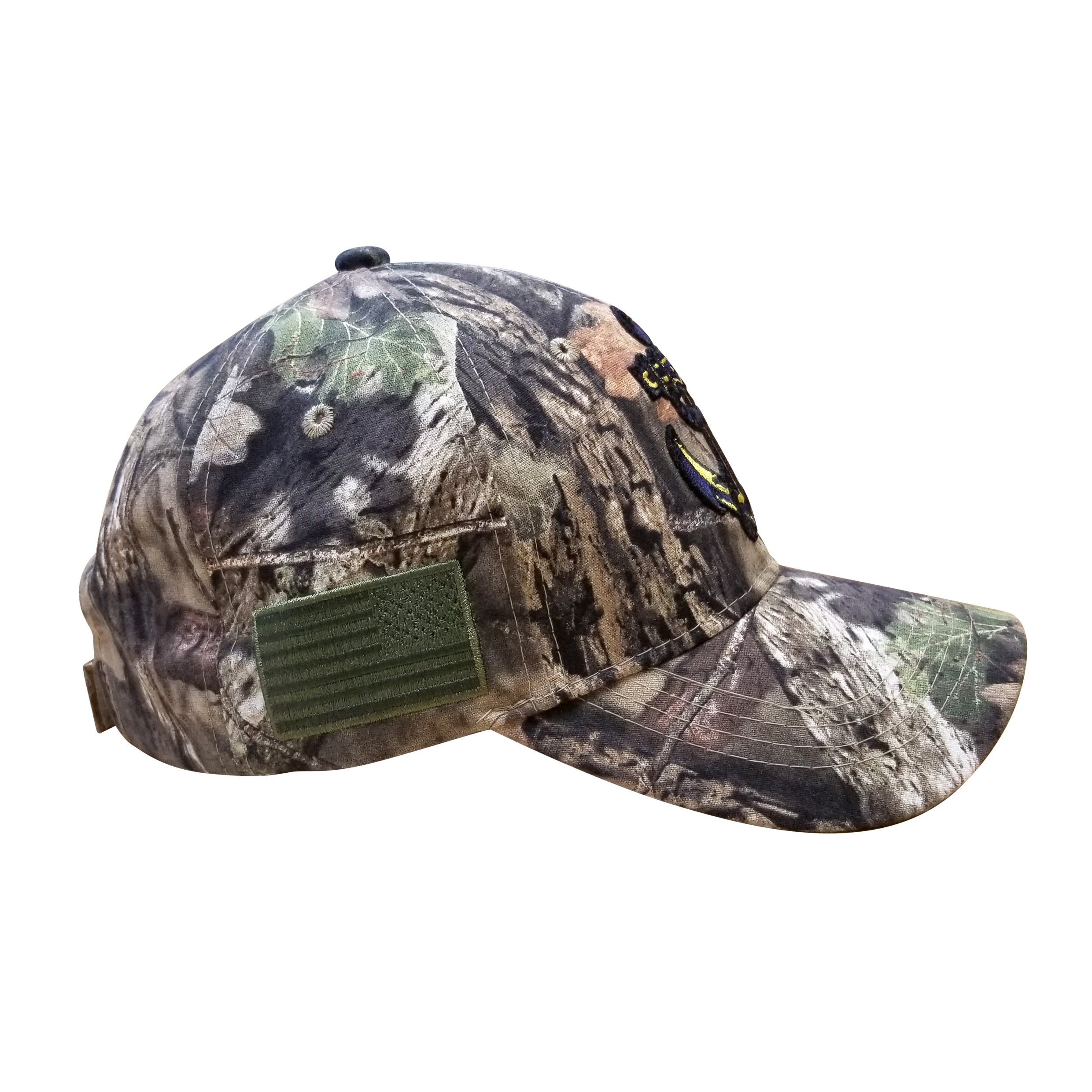 U.S. Navy x Mossy Oak Break-Up Country Anchor Cap by Icon Sports