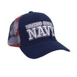U.S. Navy Flag Trucker Cap