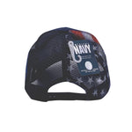U.S. Navy Flag Trucker Cap by Icon Sports