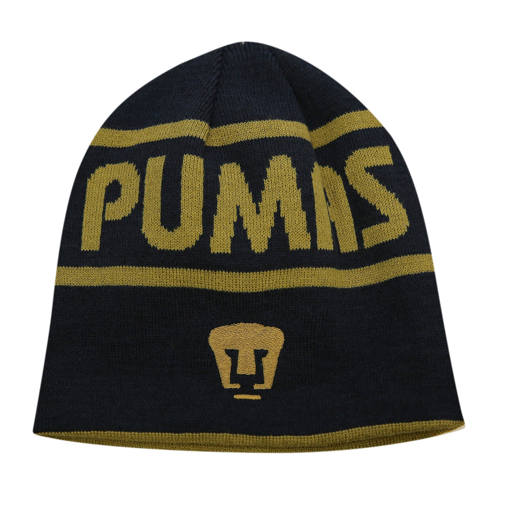 Pumas UNAM Reversible Beanie by Icon Sports