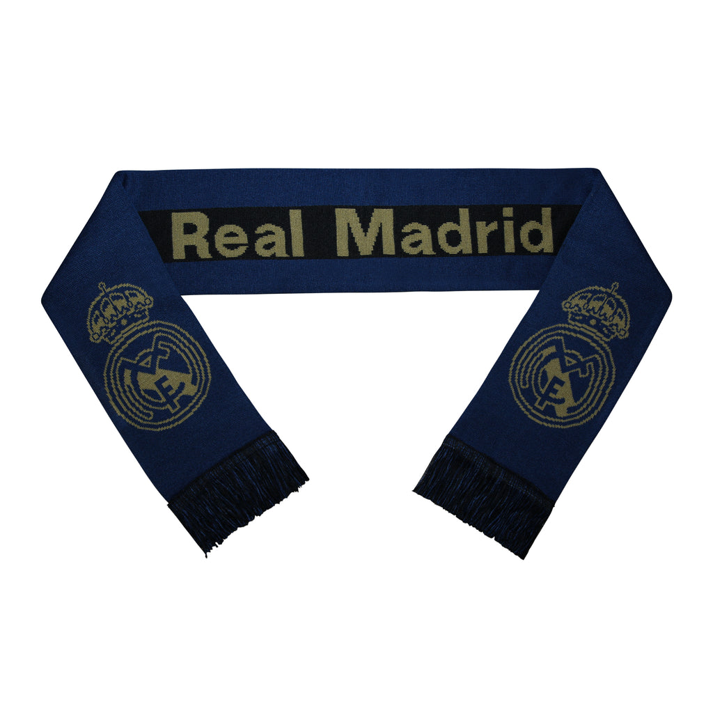 Real Madrid Reversible Fan Scarf