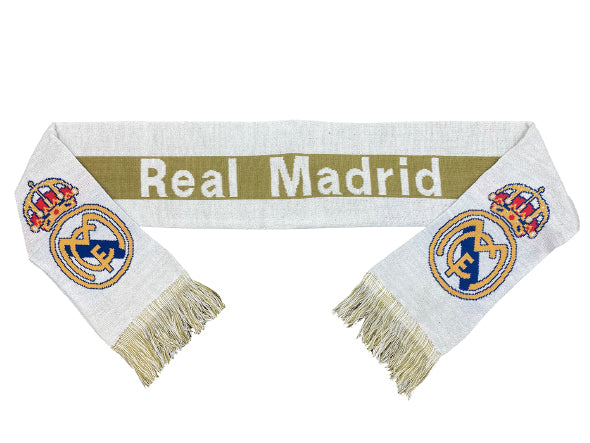 Real Madrid Reversible Fan Scarf by Icon Sports