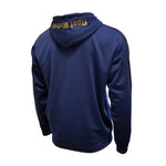 Real Madrid Pullover Hoodie - Navy & Black by Icon Sports