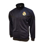 Real Madrid Adult Full-Zip Track Jacket - Navy