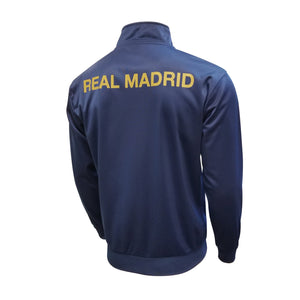 "Real Madrid Adult Full-Zip ""NextGen"" Track Jacket by Icon Sports"