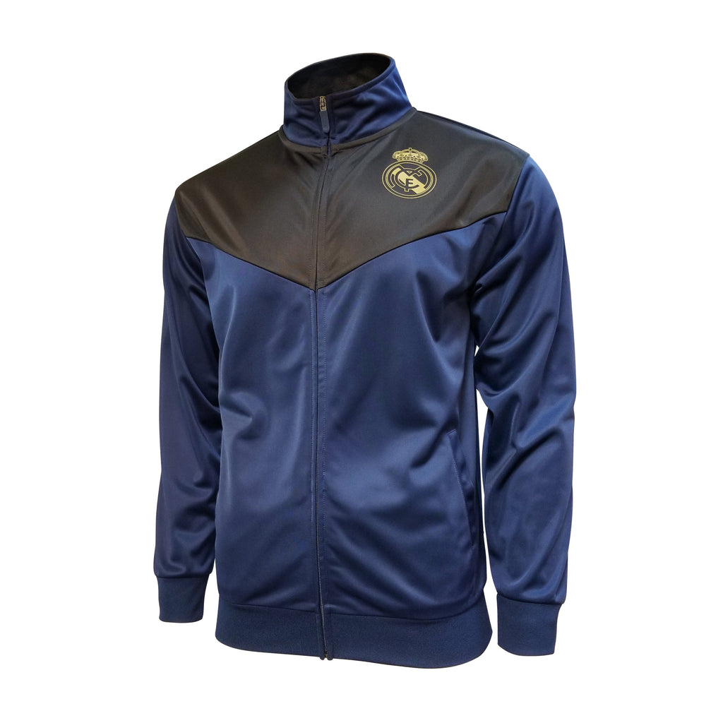 Real Madrid Full Zip Track Jacket - RM41TJ