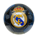 Real Madrid Prism Size 5 Soccer Ball - Black by Icon Sports
