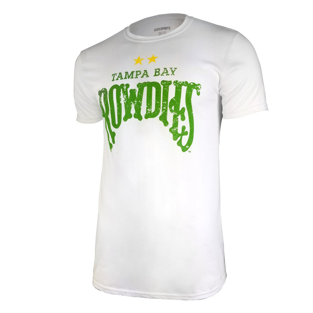 USL Tampa Bay Rowdies Men's Logo Tee by Icon Sports
