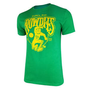 USL Tampa Bay Rowdies Men's Retro Tee by Icon Sports
