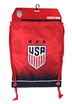 U.S. Soccer USWNT Drawstring Cinch Bag