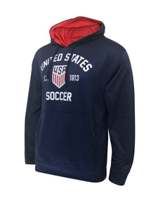 "U.S. Soccer ""1913"" Adult Hoodie by Icon Sports"