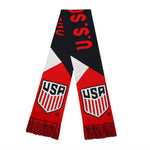 U.S. Soccer Facet Reversible Fan Scarf by Icon Sports