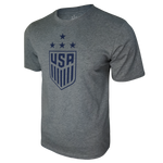 U.S. Soccer USWNT 4 Star Celebration Crest Unisex Tee by Icon Sports