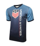 U.S. Soccer Men's Sublimated Training Class Tee