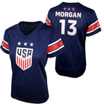 U.S. Soccer Alex Morgan Women's Polymesh Football Tee